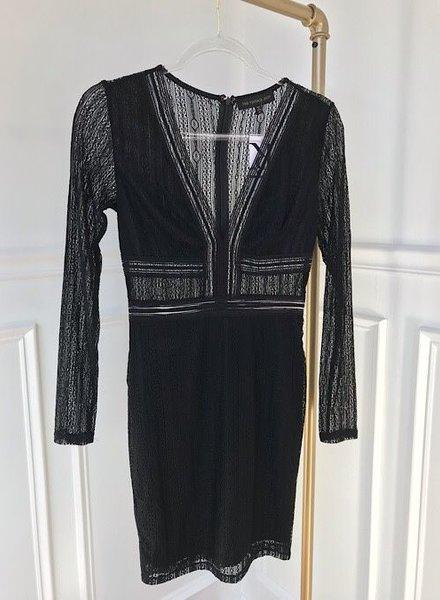 The Vintage Shop violet dress