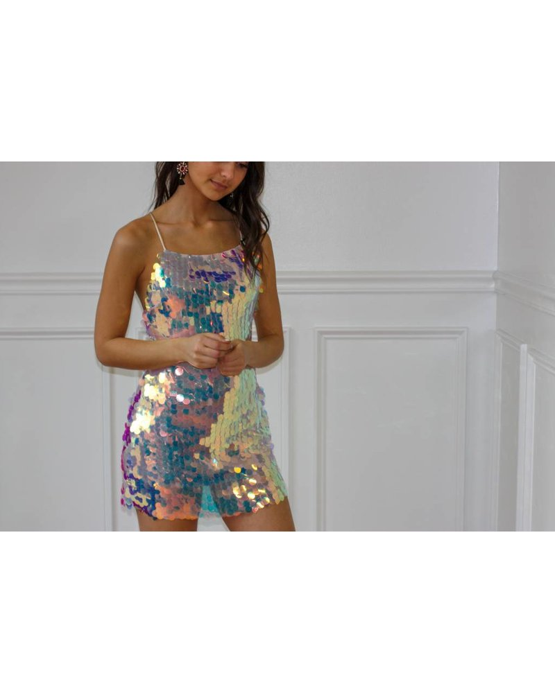 salty arielle dress