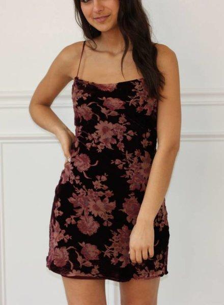 cotton candy stell dress