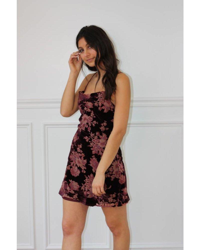 cotton candy stella dress