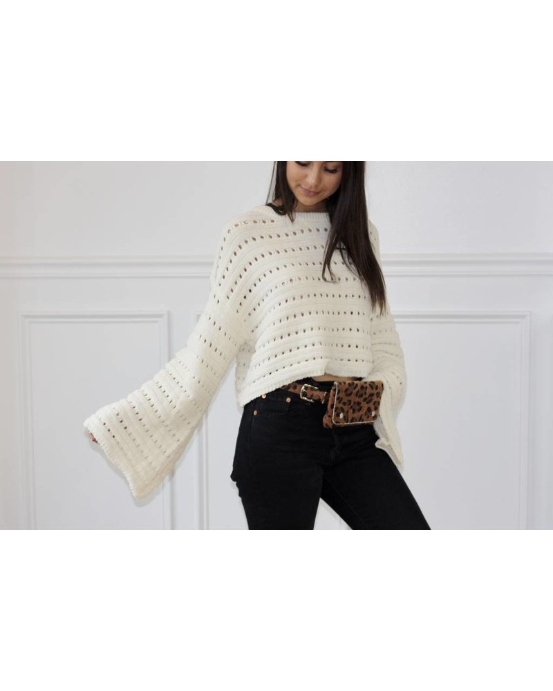 lumiere tibi sweater