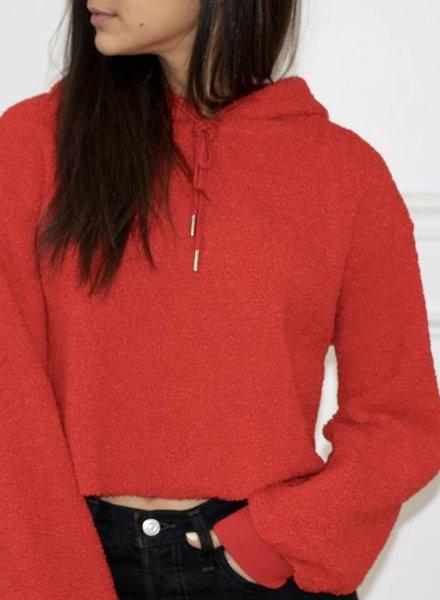 En Creme evelyn hoodie