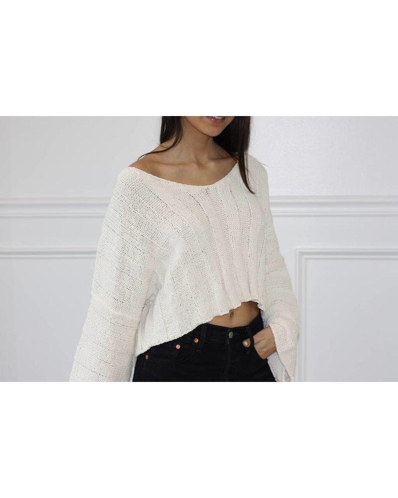 lumiere paisley sweater