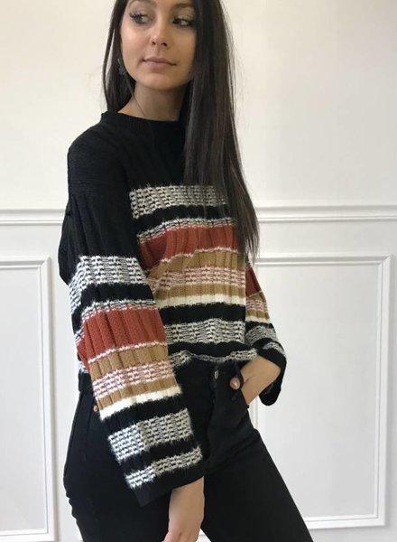 her & mine alexa sweater