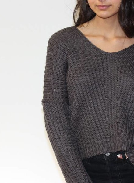 En Creme paris sweater