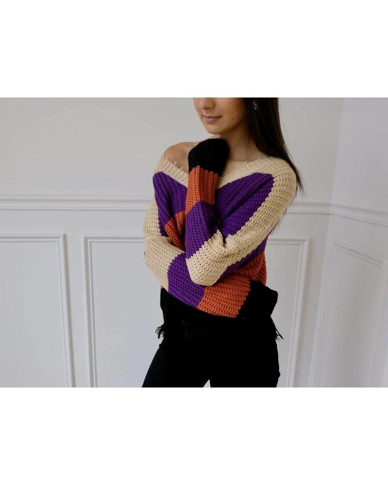 e2 cali sweater