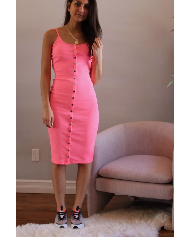 Hot & Delicious barbie dress