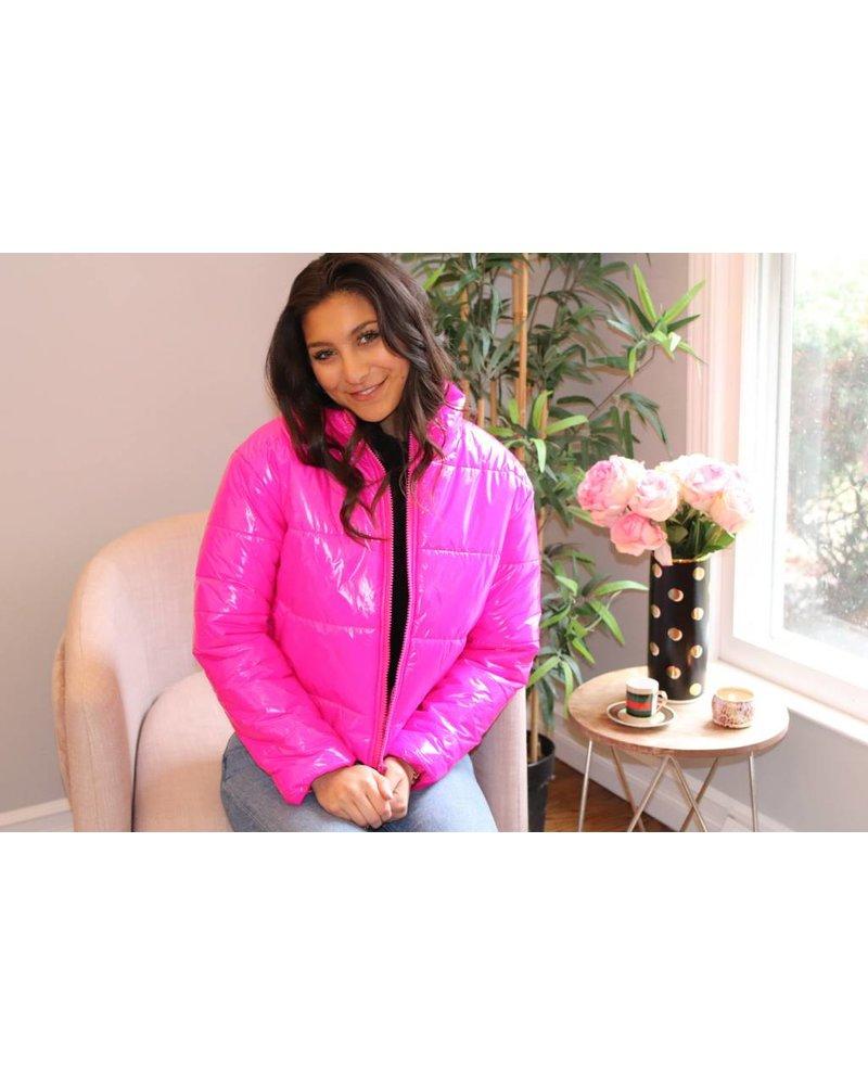 Hot & Delicious barbie jacket