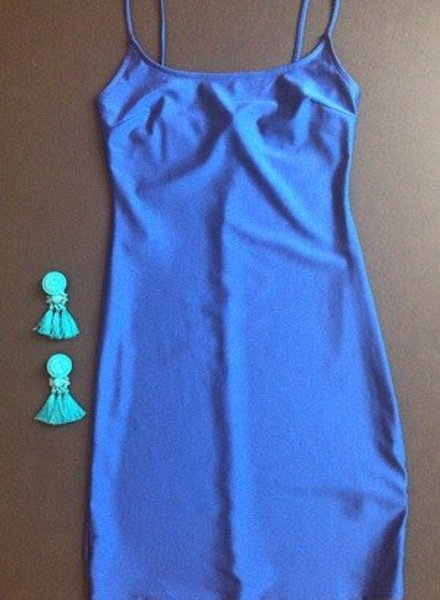 Blue Blush ezri dress