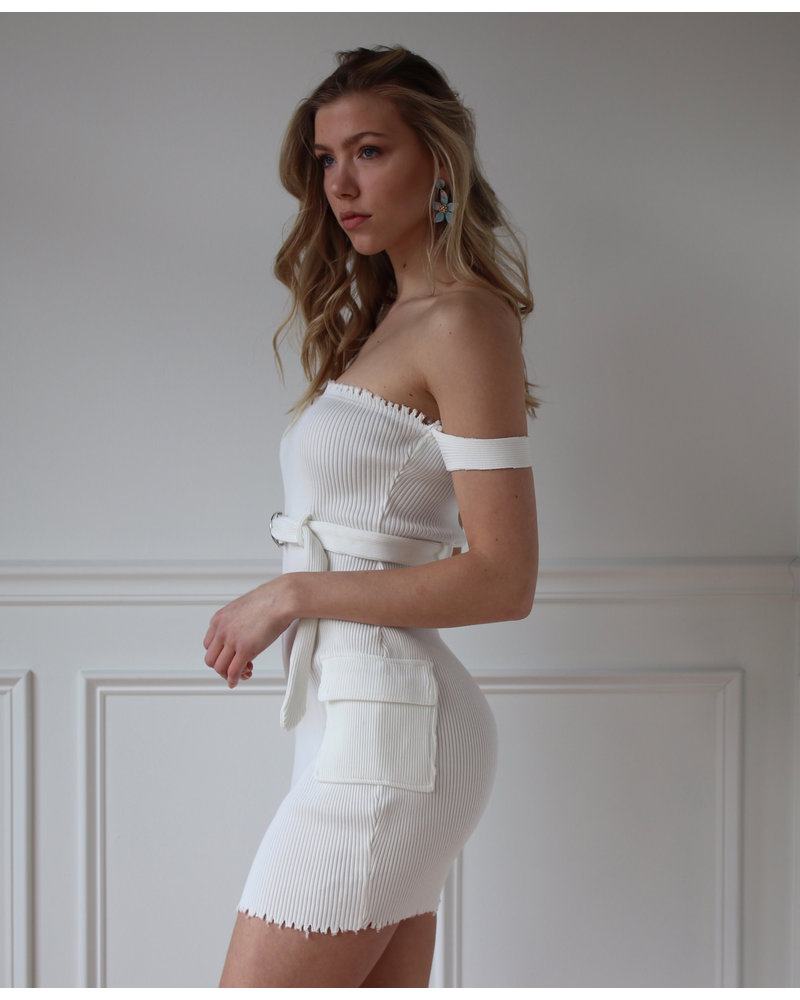 Hot & Delicious kara dress