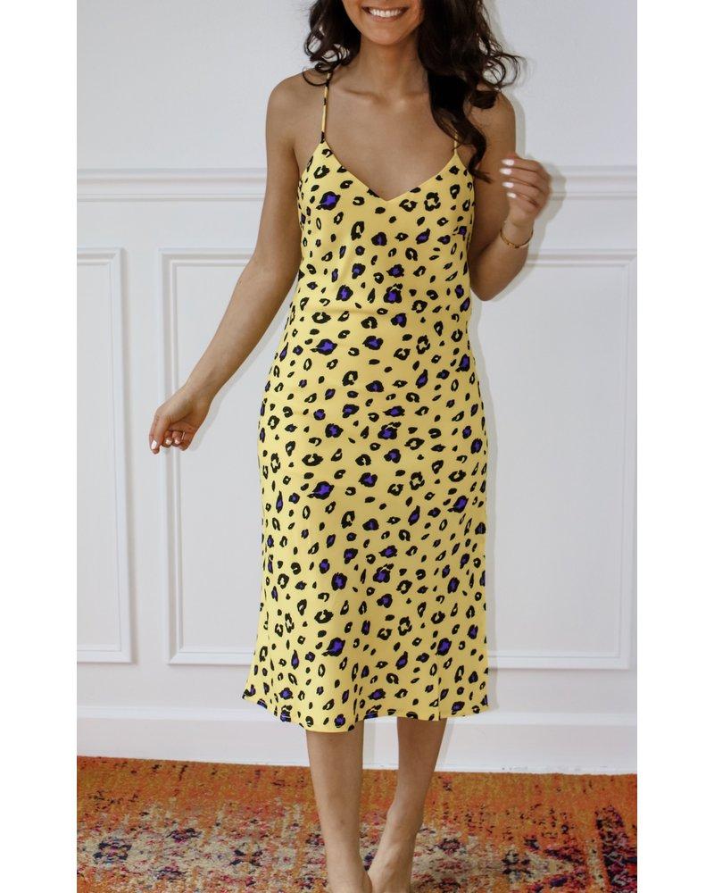 Ina roxy dress