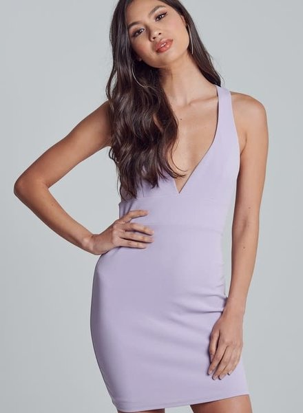 Blue Blush julia dress