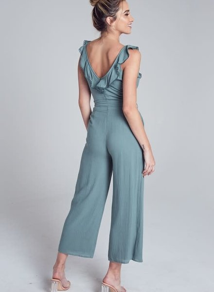 Blue Blush gianna jumpsuit