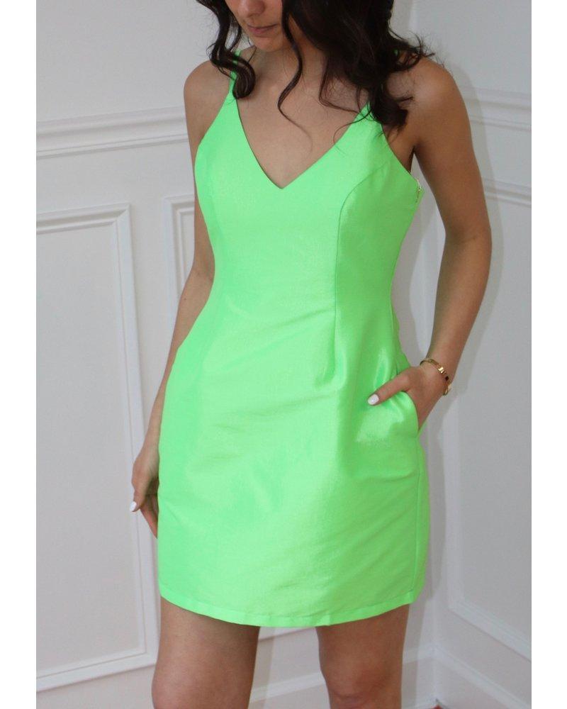 luxxel khloe dress