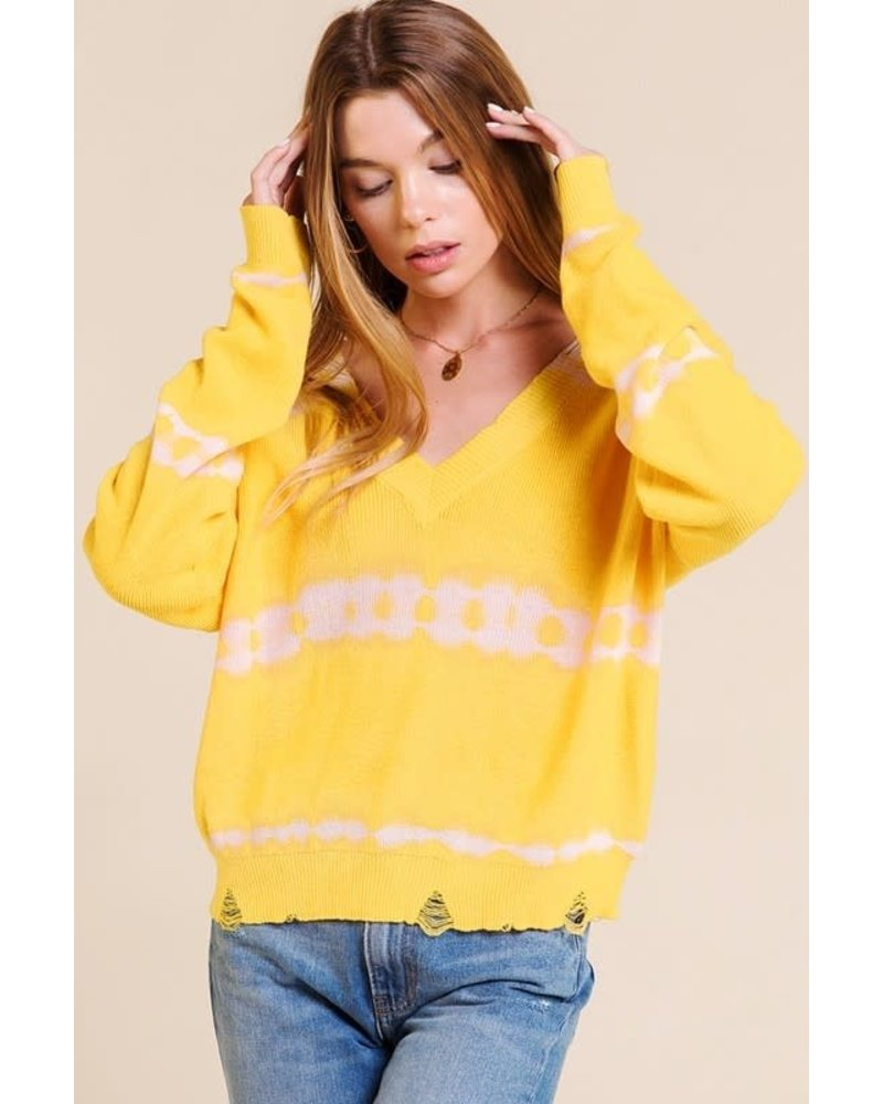 hello miss iris summer sweater