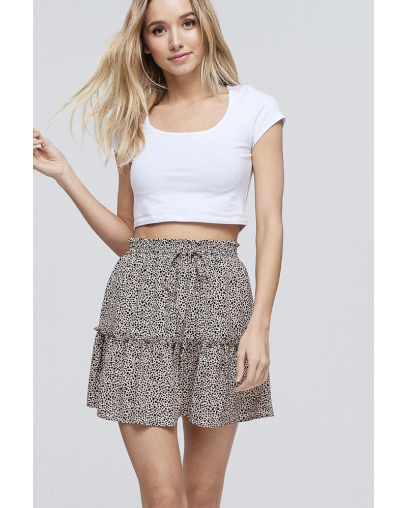crescent claire skirt