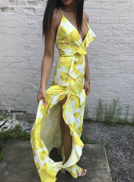 luxxel lily dress