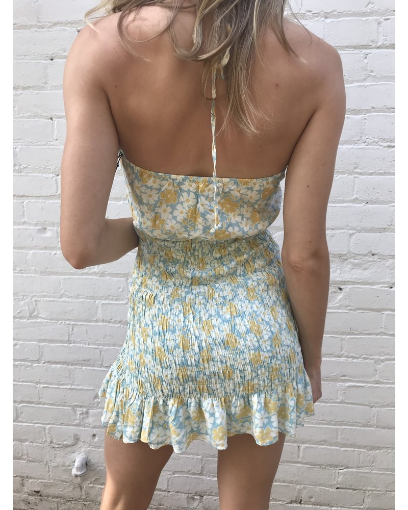 cotton candy cella dress
