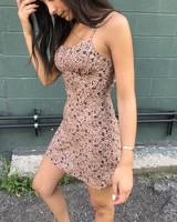 cotton candy lori dress