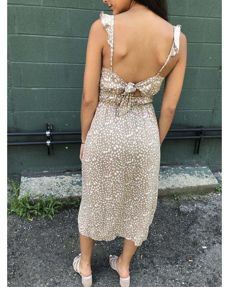 Le Lis ashley dress