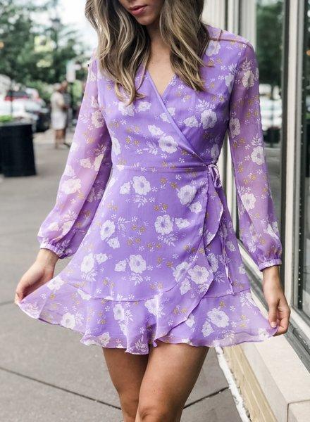 Lush gwen dress
