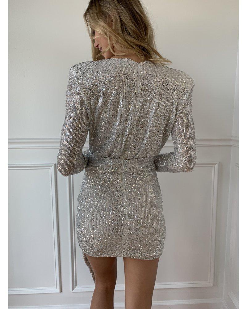 Sage gigi dress