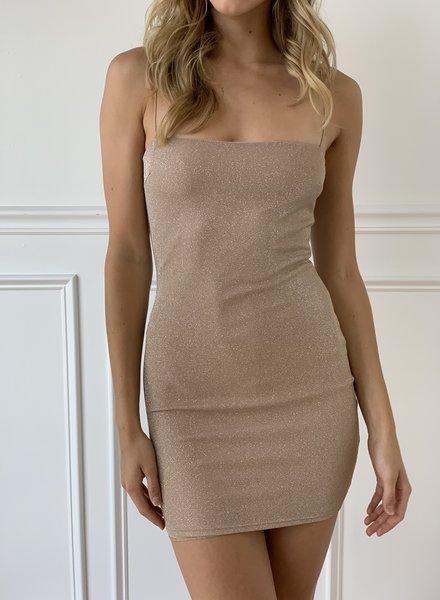 Blanc vera dress