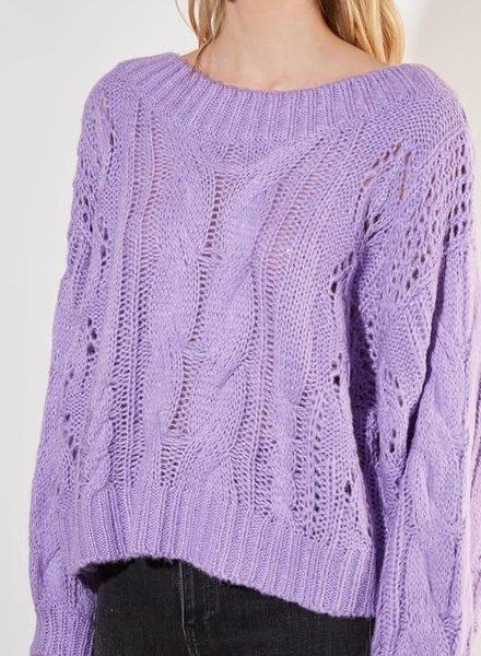 Mustard Seed zari sweater