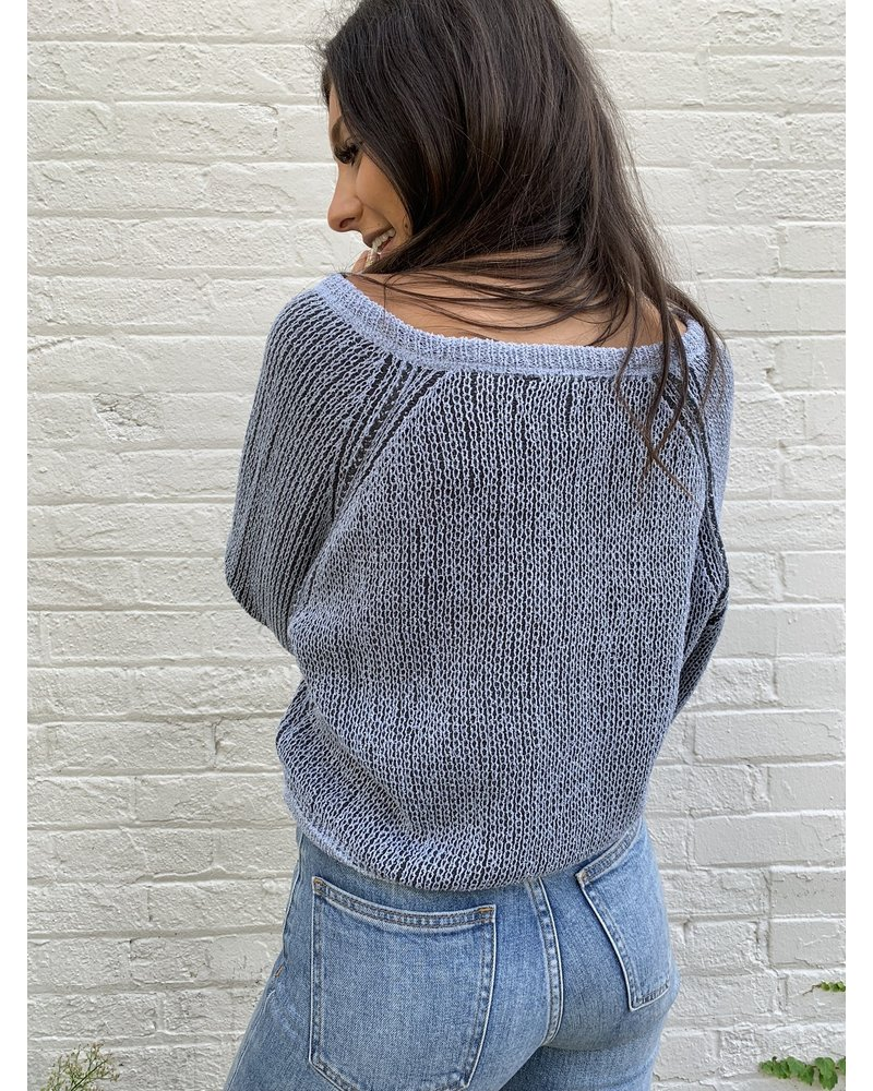 lumiere claire sweater