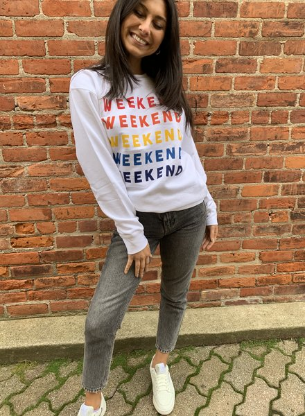 Sweet Claire weekend sweater