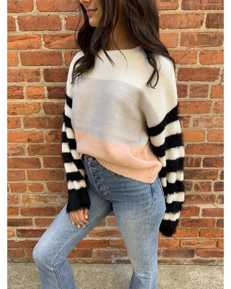 lumiere bella sweater