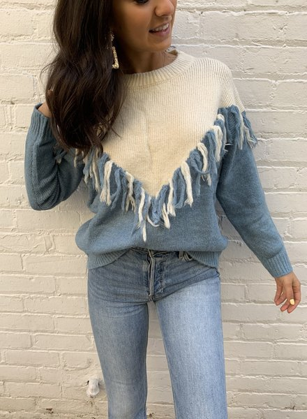 En Creme alice sweater