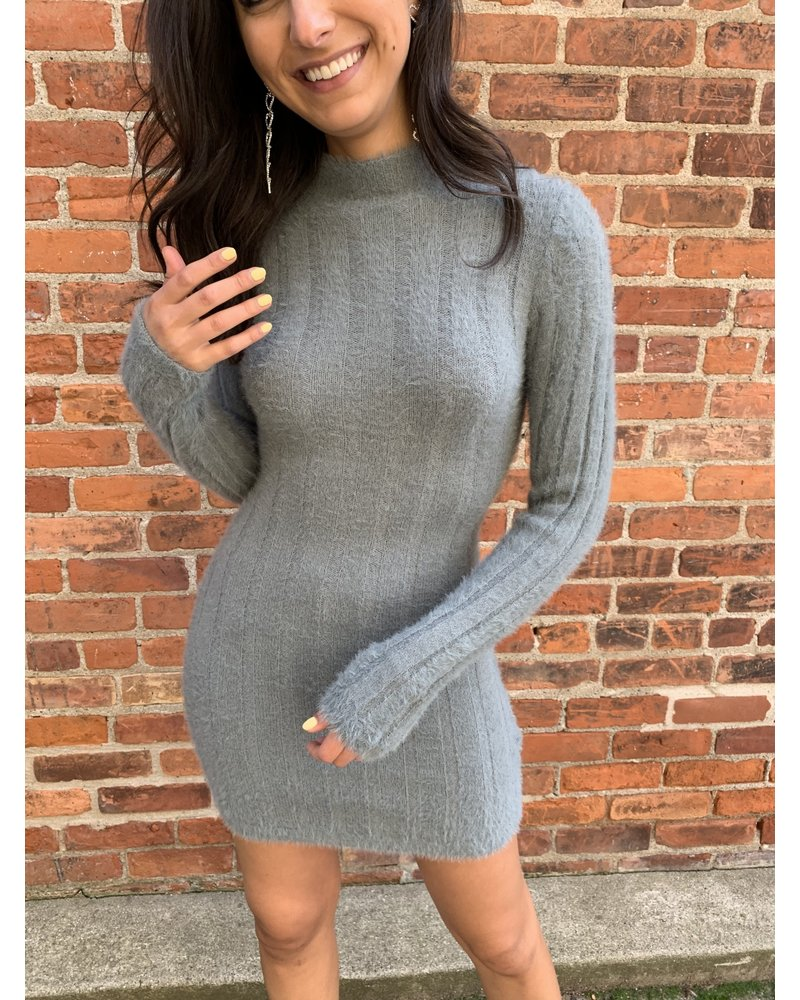 Hot & Delicious willow dress
