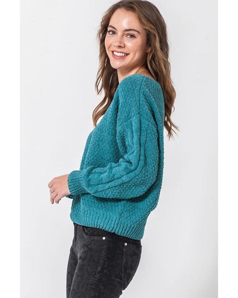 HYFVE peyton sweater