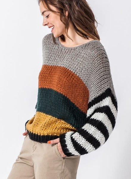 HYFVE gemma sweater