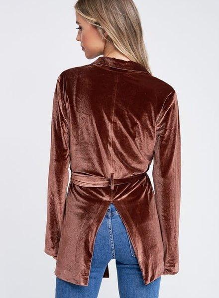 crescent Farrah jacket