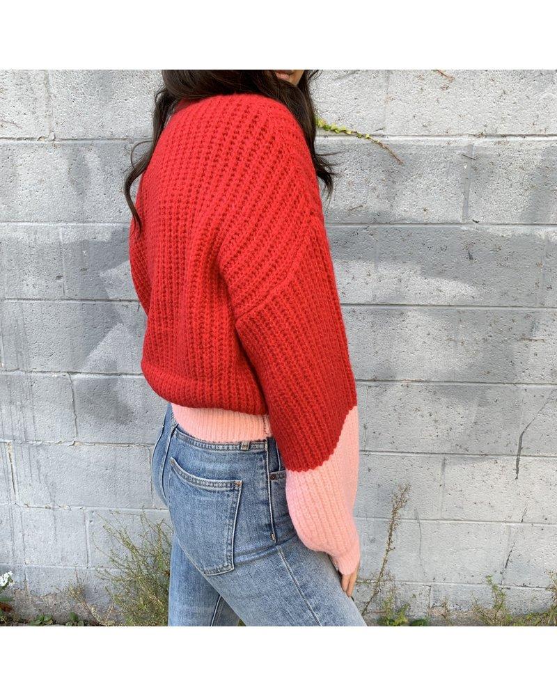 lumiere Georgia sweater