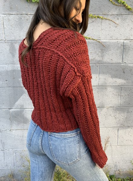 sadie & sage kimberly sweater