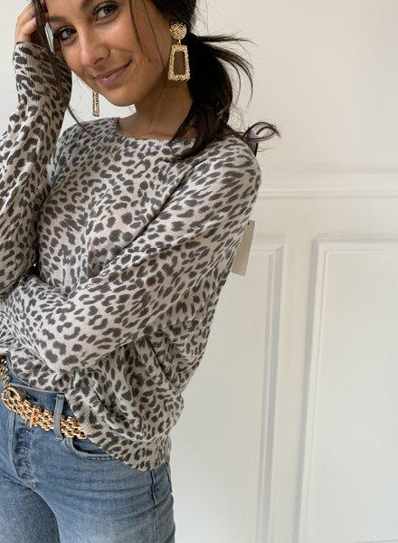 olivaceous eden lightweight sweater
