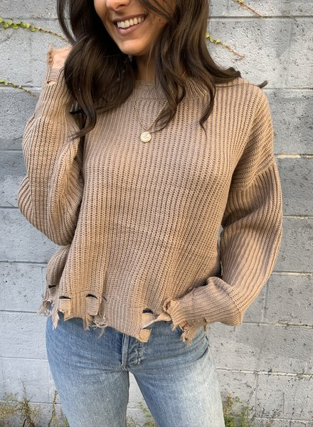 Hot & Delicious maria sweater