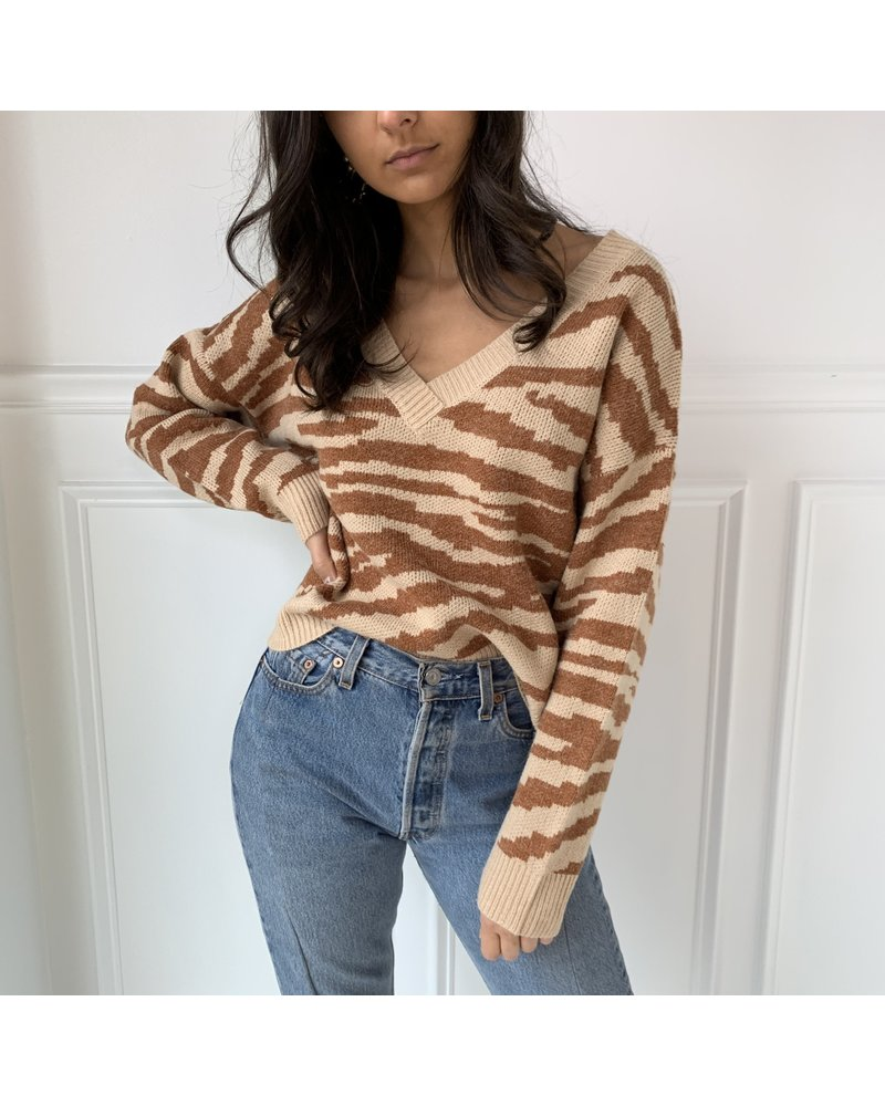 lumiere eliza sweater