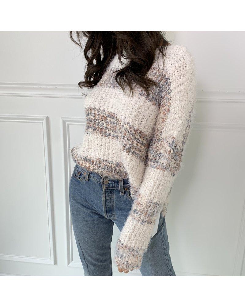 lumiere remi sweater