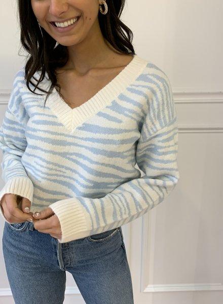 Le Lis rosalie sweater