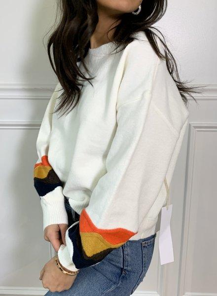 lumiere mya sweater
