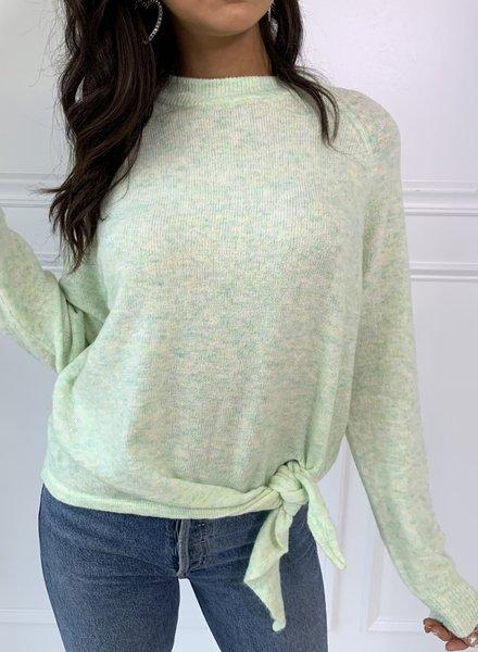 cotton candy sawyer sweater