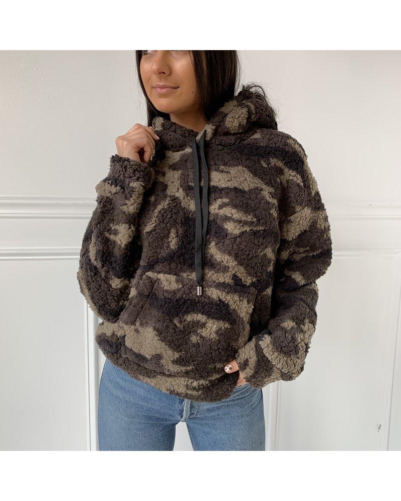 Style Melody jane teddy bear hoodie