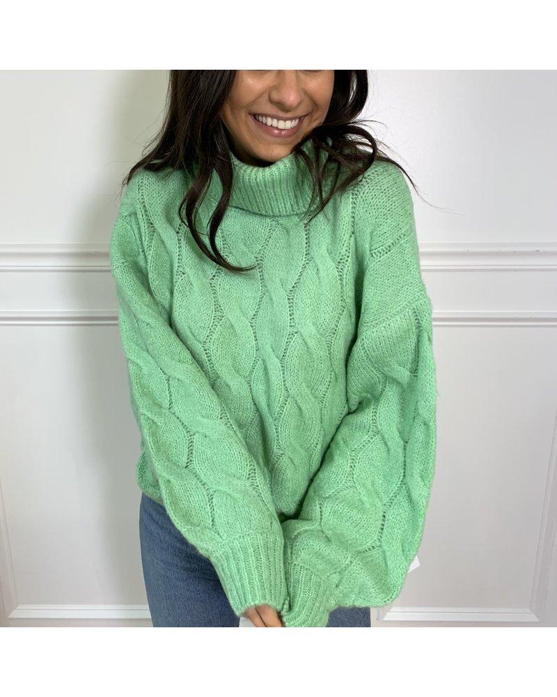 lumiere aubrie sweater