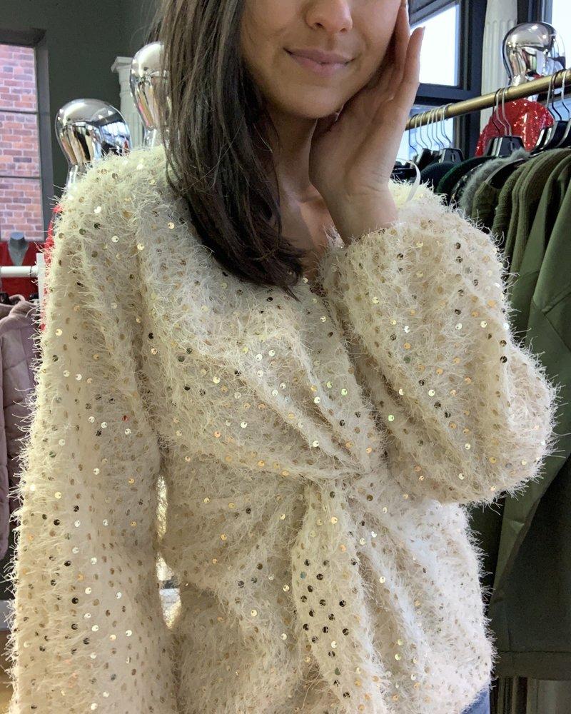 Very J margot sweater