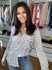 Millibon remy blouse