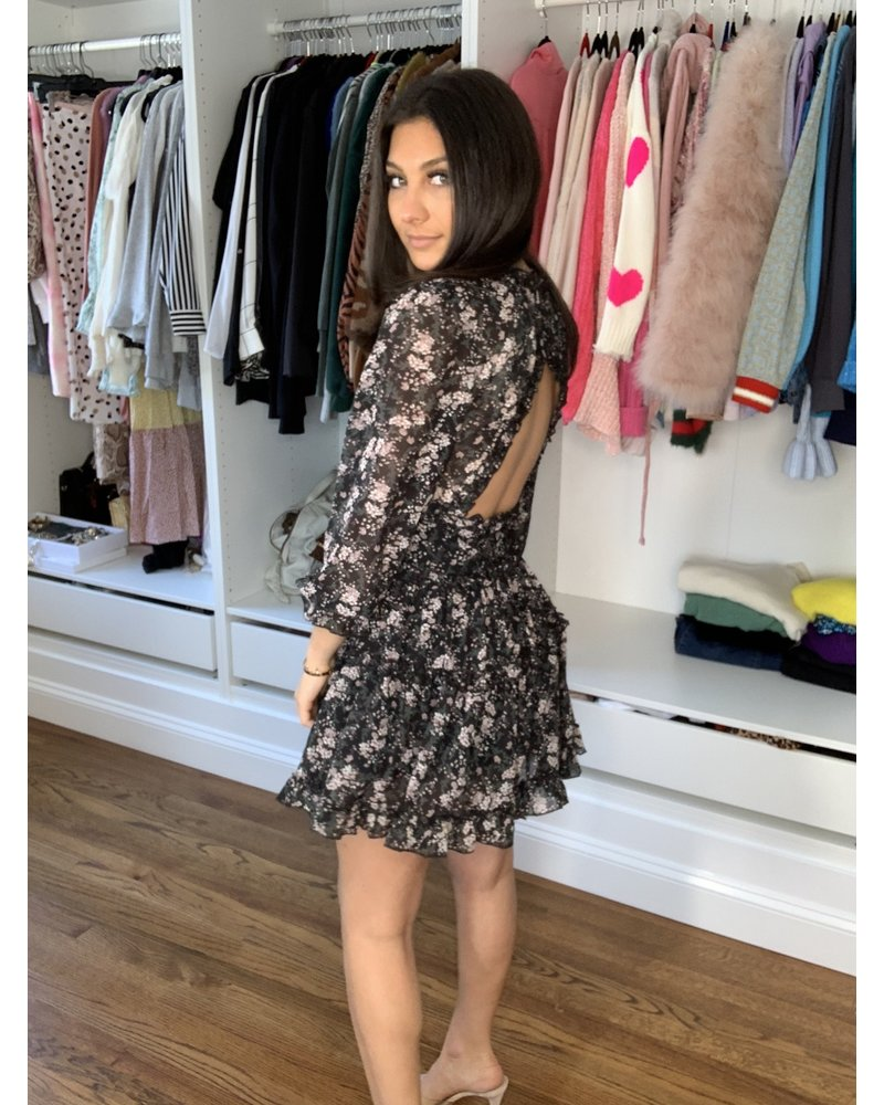olive scent marie dress